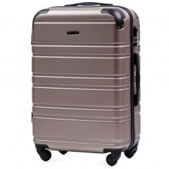 Cestovní kufr Wings Cuckoo champange 60 l