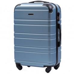 Cestovní kufr Wings Cuckoo světle modrý 60 l