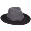 Dámský klobouk Scala Colby šedý