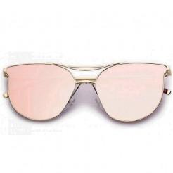 Sluneční brýle Zaqara Zoe růžové