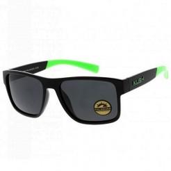 Sluneční brýle Zaqara Addison zelené