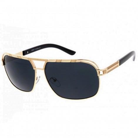 Sluneční brýle Zaqara Audrey zlaté