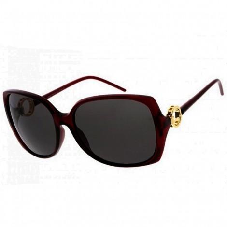 Sluneční brýle Zaqara Harper červené
