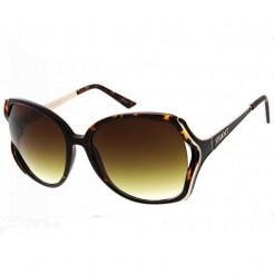 Sluneční brýle Zaqara Ella hnědé