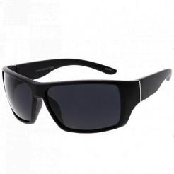 Sluneční brýle Zaqara Adele černé matné