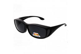 Sluneční brýle Zaqara Emma černé