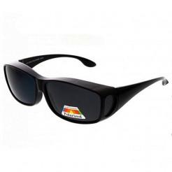 Sluneční brýle Zaqara Emma černé matné