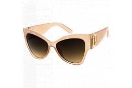 Sluneční brýle Zaqara Victoria béžové