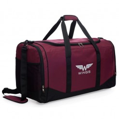 Cestovní taška Wings Sports vínová 34 l