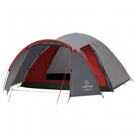 Turistický stan Justcamp Carson 4 pro 4 osoby