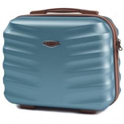 Kosmetický kufřík Wings Albatross světle modrý 15 l