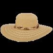 Dámský klobouk Cappelli Straworld Animal Print béžový