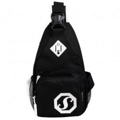 Cestovní batoh Shoulder černý