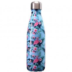 Termoláhev Hot Steal 500 ml Flamand Rose