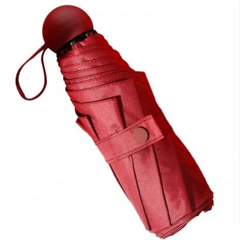 Cestovní deštník Hengding červený