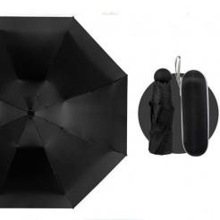 Cestovní deštník Hengding černý