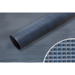 Stanový koberec Brunner Kinetic 600 modrý 250 x 300 cm