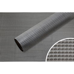 Stanový koberec Brunner Kinetic 600 šedý 250 x 500 cm