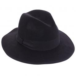 Dámský klobouk Scala Ella černý