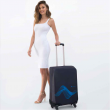 Obal na kufr Travel Blue M