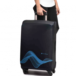 Obal na kufr Travel Blue L