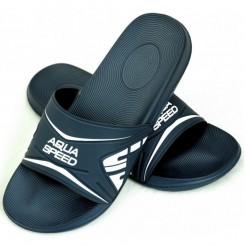 Pánské pantofle Aqua Speed Dakota modré