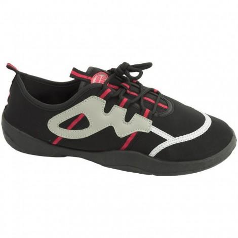 Boty do vody Aqua Speed Aqua Shoe černočervené