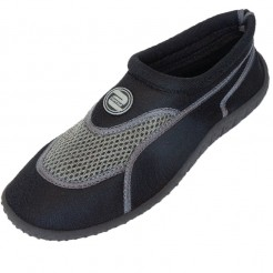 Pánské boty do vody Surf7 Slip On šedé