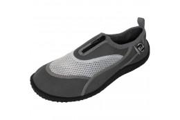 Dámské boty do vody Surf7 Zipper Mesh šedé