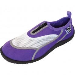 Dámské boty do vody Surf7 Zipper Mesh fialové
