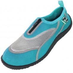 Dámské boty do vody Surf7 Zipper Mesh modré