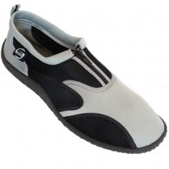 Pánské boty do vody Surf7 Zipper II. šedé