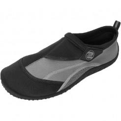Pánské boty do vody Surf7 Velcro II. šedé