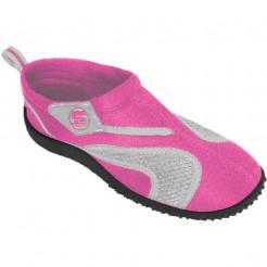 Dětské boty do vody Surf7 Velcro růžové