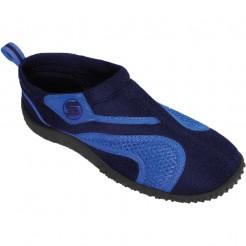Dětské boty do vody Surf7 Velcro modré