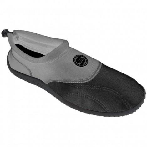 Pánské boty do vody Surf7 Slip on II. šedé