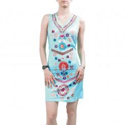 Dámské šaty Sundsea Verona modré