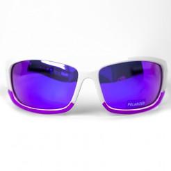 Sluneční brýle Head polarizační 0121 fialové