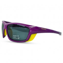 Sluneční brýle Head polarizační 0035 fialové