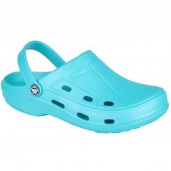Dámské gumové boty Tina tyrkysové