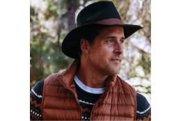 Pánský klobouk DPC Hiker černý
