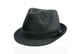 Pánský klobouk Dorfman Pacific Plaidster šedý