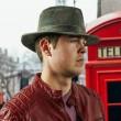 Pánský klobouk Indiana Jones Cloth Fedora