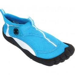 Dámské boty do vody Surf7 Velcro Toe modré