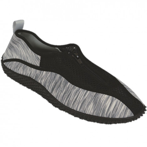 Dámské boty do vody Surf7 Active Zipper šedé
