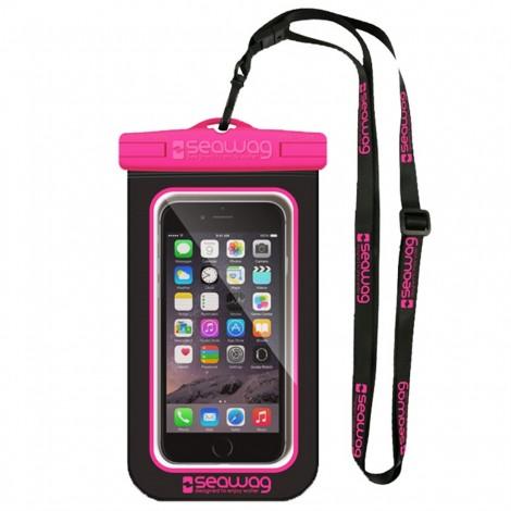 Vodotěsné pouzdro Seawag Smartphone černé růžové b11d61389b0